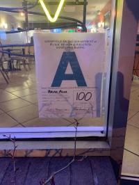 Arno's Inspection Grade