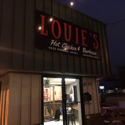 Louie's Hot Chicken & Barbeque
