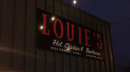 Louie's Hot Chicken and Barbecue 🔥