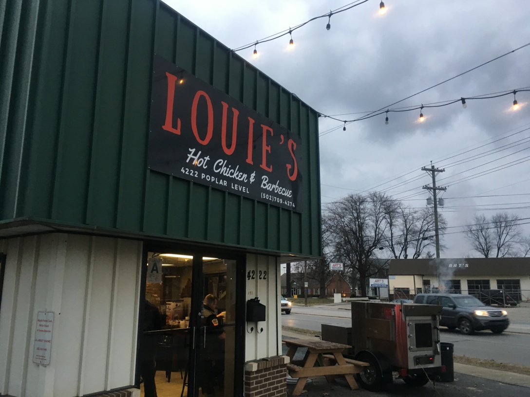 Louies Hot Chicken and Barbecue